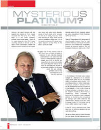 Mysterious Platinum
