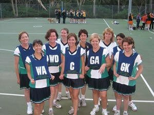 Carlingford Netball Club – The Mighty Mums