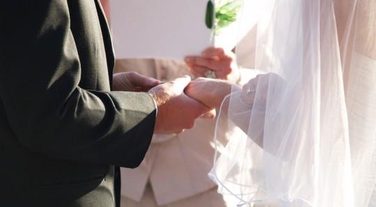 Wedding Rings = Interesting Jewellery