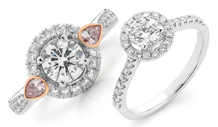 Engagement Rings - Robert Cliff Master Jewellers
