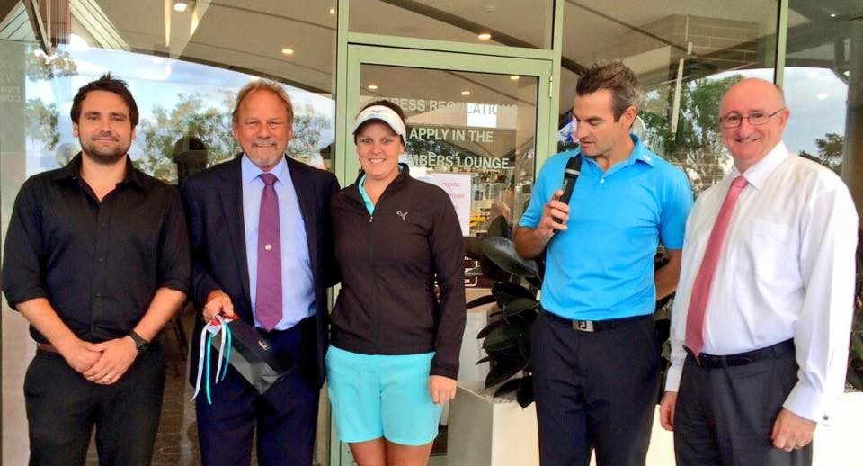 Sponsor of the 2015 Renault Ladies Pro-Am at Castle Hill Country Club