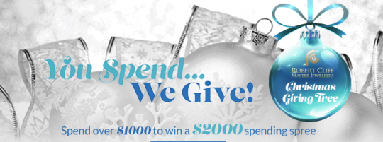 Christmas Giving Tree – You Spend…We Give!