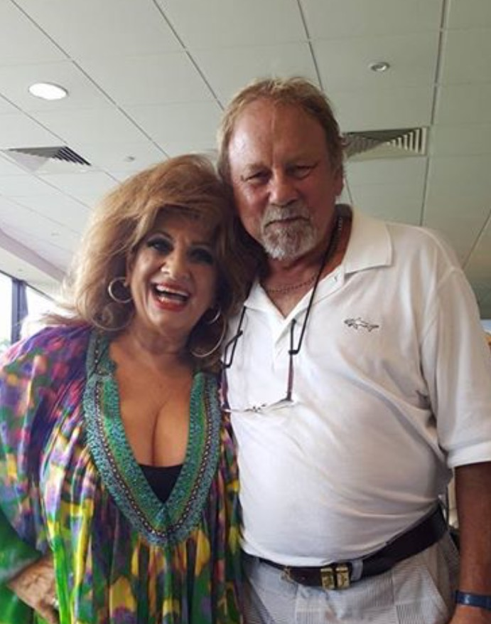 Sydney diamond specialist jewellers with Maria Venuti, Sydney actress and singer