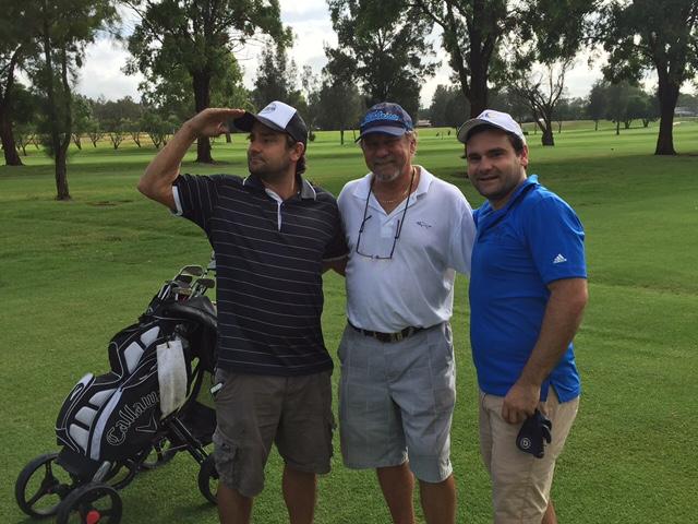 Golfing for Kidney Health Australia