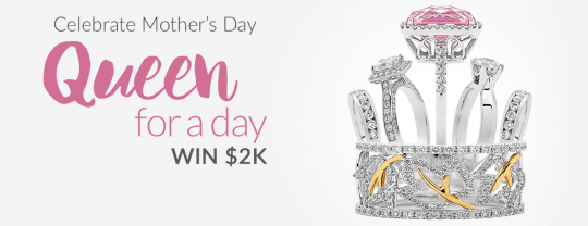 Celebrate Mother's Day as a Queen