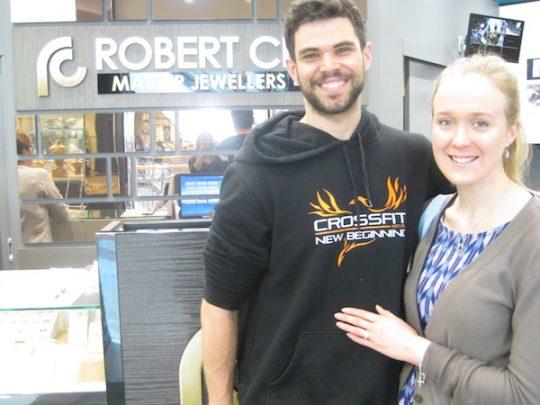 Josh Chaney & Natasha Collins | Happy Customers