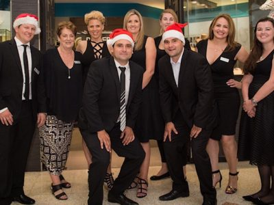 Black, White and Bling – 2016 VIP Christmas Gala