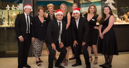 Black, White and Bling – 2016 VIP Christmas Gala